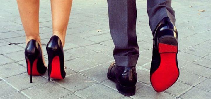 Puttin On Walking Shoes