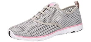 Aleader Women's Aqua - Quick Drying Water Shoes