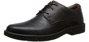 Clarks Men's Stratton - Best Flat Feet Dress Shoes