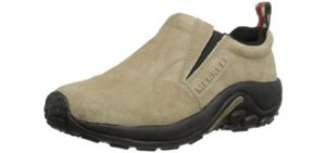 Merrell Women's Jungle Moc - Casual to Dress OverPronator Shoe