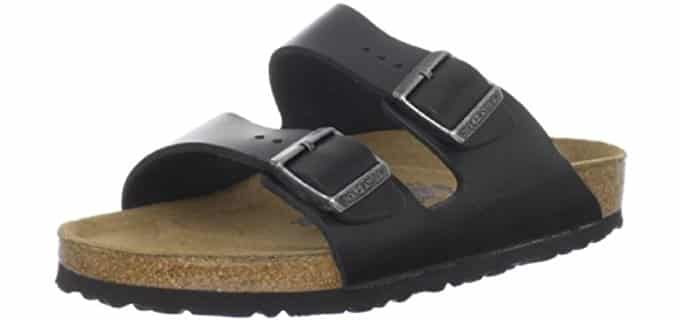 Birkenstock Women's Arizona - Soft Footbed Sandals for Overweight Women