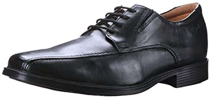 Clarks Men's Tilden - Oxford Style Dress Shoe
