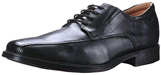 Clarks Men's Tilden - Oxford Style Dress Shoe