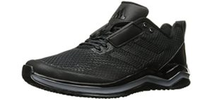 Adidas Men's Speed 3 - Cross Training Shoes for Flat Feet