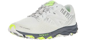 New Balance Women's WT690v2 - Wide Toe Box Trail Walking Shoes