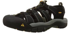 Keen Men's Newport H2 - Long Distance and Durable Walking Sandals