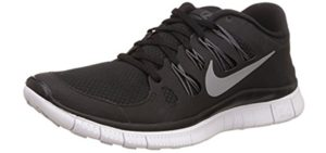 Nike Women's Free 5.0 - Lightweight Running & Walking Shoes