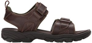 Rockport Men's Rocklake - Comfortable High Arch Waking Sandals