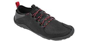 Vivobarefoot Women's Primus Treck - Lightweight Off Road Trail Walking Shoe