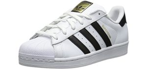 Adidas Women's Superstar - Trendy Hipster Sneaker