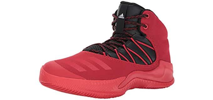 Adidas Men's Ball 365 - Best Basketball Shoes for Flat Feet