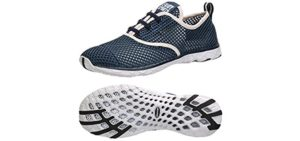 Aleader Men's Aqua - Quick Drying Water Shoes