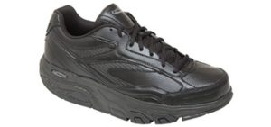 ExerSteps Men's Whirlwind - Fitness Shoes for Shin Splints