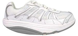 ExerSteps Women's Brisa - Fitness Shoes for Shin Splints
