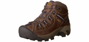 Keen Women's Targhee II - Hiking Boots for Low Arches