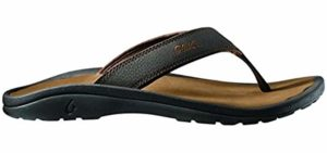 Olukai Men's Ohana - Arch Support Flip Flop Sandal