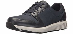 Rockport Women's True Stride - Wide Walking Shoe for Men and Women