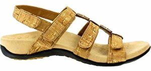 Vionic Women's Amber - Sandals for Arthritis