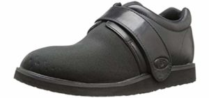 Propet Women's Pedwalker 3 - Velcro Dress Shoes for Bunions