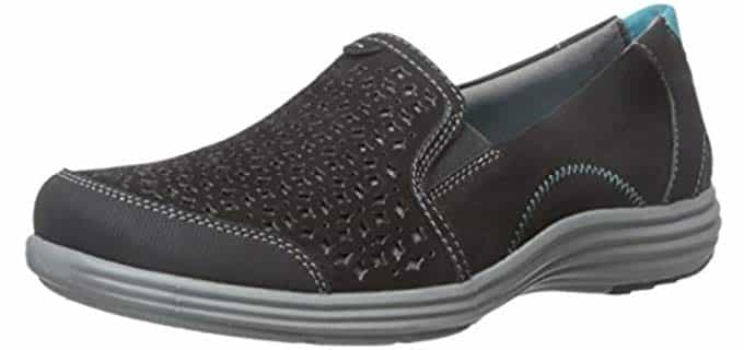 Aravon Women's Bonnie-AR - Slip-on Loafer for Hammertoes