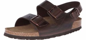 Birkenstock Women's Milano - Slingback Best Bad Knees Sandal