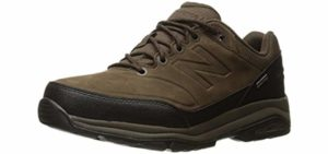 New Balance Men's MW1300v1 - Wide Width Walking Shoes