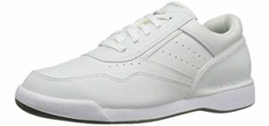 Rockport Men's Pro Walker - Diabetic Walking White Shoes