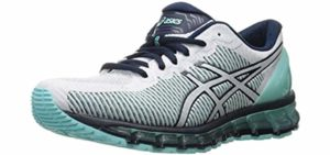Asics Women's Gel Quantum 360 - High Arch Support Trail Runner