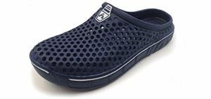 Amoji Men's Water - All Round Water Shoes