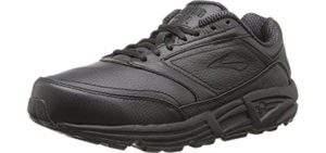 Brooks Women's Addiction Walker - Stability Leather Walking Shoes