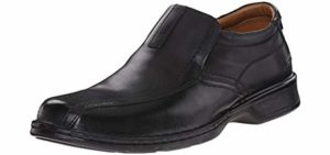 Clarks Men's Escalade - High Arch Dress Shoes