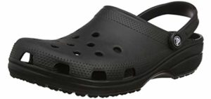Crocs Men's Classic - Comfy Summer Shoe
