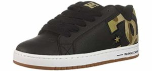 DC Men's Court Graffik - Skateboarding Shoes