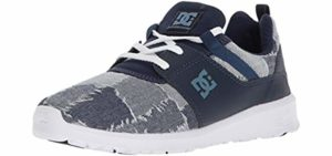 DC Women's Heathrow - Skateboarding Shoes