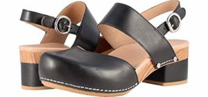 Dansko Women's Malin - High Arch Suppport Dress Shoes