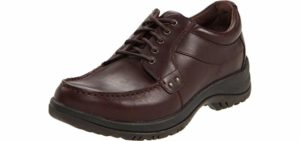 Dansko Men's Wyat - Dress Shoes for Bunions and Flat Feet