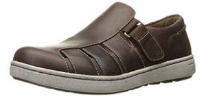 Dansko Men's Vince - Leisure Posterial Tibial Tendonitis Shoes