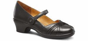 Dr. Comfort Women's Cindee - Dress Shoes for Metatarsalgia