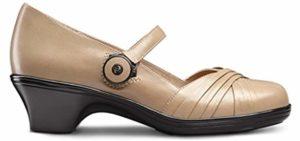 Dr. Comfort Women's Cindee - Dress Shoes for Capsulitis Relief