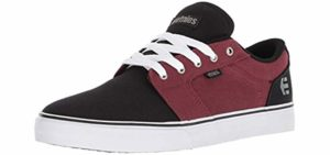 Etnies Women's Barge LS - Sleek Design Skateboarding Shoe