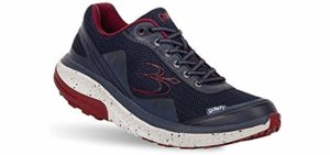 Gravity Defyer Men's G-Defy - Plantar Fibroma Pain Relief Athletic Shoe
