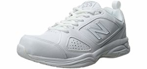 New Balance Women's WX623v3 - Training Shoes for Heavy People with Long Wide Feet