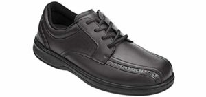 Orthofeet Men's Gramercy - Tailors Bunions Dress Shoes