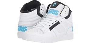 Osiris Women's Clone - High To Skateboarding Shoe