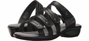 Propet Women's Aurora - Slide In High Arch Sandals