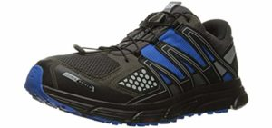 Salomon Men's X Mission - High Arch Trail Runners