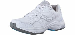 Saucony Women's Pro Grid Inetgrity ST2 - Non-Marking Long Distance Running Shoe