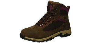 Timberland Women's Maddsen - Winter Gardening and Yard Work Boot