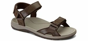 Vionic Men's Canoe - Flat Feet Sandals
