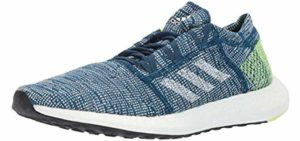 Adidas Men's Pure Boost Go - Aerobics and Dance Class Cardio Shoes